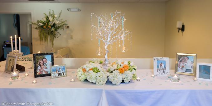 wedding tree crystal