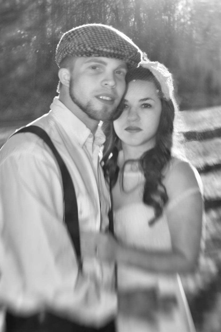 #rodneysmithphotography,2013,Blue Ridge Parkway,Joel Stoeltzing,Lorena Fletcher,March,Rodney Smith Photography,engagement,